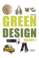 GREEN DESIGN. Volume 1 | Dorian Lucas | 9783037681596