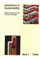 Aesthetics of Sustainability. Material Experiments in Product Design | Thilo Alex Brunner | 9783038630623 | Triest Verlag