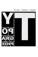 Typography. A Manual of Design | Emil Ruder | 9783721200430
