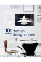 101 danish design icons | Lars Dybdahl, Designmuseum Danmark | 9783775742122