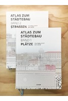 Atlas zum Städtebau. 2 Bände | Markus Tubbesing, Vittorio Magnago Lampugnani, Harald Stühlinger | 9783777429663