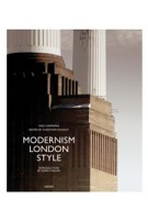 Modernism London Style | Niels Lehmann, Christoph Rauhut | 9783777480312