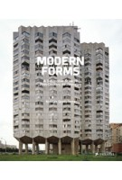 MODERN FORMS. A subjective atlas of 20th century architecture | Nicolas Grospierre | 9783791382296 | PRESTEL