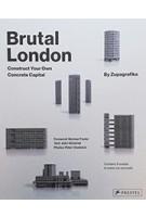 Brutal London construct your own concrete capital | Prestel | 9783791383002