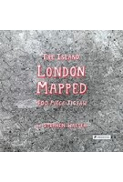 THE ISLAND: LONDON MAPPED 400 piece jigsaw | Stephen Walter | Prestel |  9783791383989