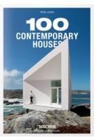 100 Contemporary Houses | Philip Jodidio | 9783836557832 | TASCHEN