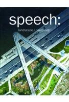 Speech: 20 Landscape | 9783868598476 | Jovis