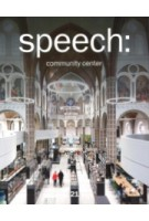 speech 21: community centre | 9783868598483 | Jovis Verlag GmbH
