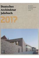 Deutsches Architektur Jahrbuch 2017 | 9783869225166 | Dom publisher