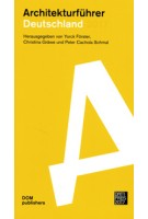Architekturführer Deutschland 2017 | Yorck Förster, Christina Gräwe, Peter Cachola Schmal | 9783869225494 |
