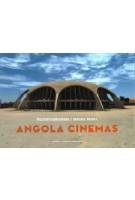 Angola Cinemas | Walter Fernanders, Miguel Hurst | 9783869307947 | Steidl Verlag