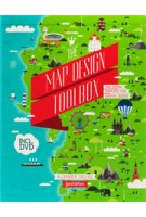 THE MAP DESIGN TOOLBOX. Time-Saving Templates for Graphic Design | Alexander Tibelius | 9783899555417 | gestalten
