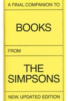 A final companion to BOOKS from THE SIMPSONS. new updated version | 9783906213248 | Rollo Press