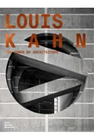 Louis Kahn.The Power of Architecture (German edition) | Mateo Kries, Jochen Eisenbrand, Stanislaus von Moos | 9783931936914