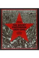 THE SOVIET PHOTOBOOK 1920-1941   Mikhail Karasik, Mafred Heiting (ed.)   Steidl   9783958290310