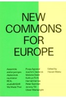 New Commons for Europe | Flavien Menu | 9783959052061