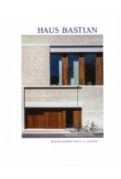 David Chipperfield. Haus Bastian | 9783960985129 | Walther König
