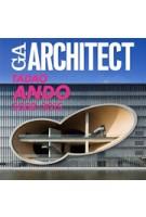 GA Architect Tadao Ando 2008-2015 | 9784871404341 | ADA Edita Tokyo