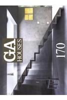 GA HOUSES 170   9784871405928   GA Houses magazine