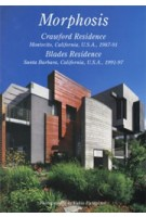 Morphosis. Crawford Residence, Blades Residence. Residential Masterpieces 15 | 9784871406406