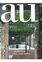 a+u 561. 17:06 architecten de vylder vinck tailleu | 9784900212084 | a+u magazine