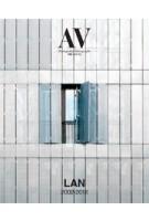 AV Monographs 206. LAN 2007-2018 | 9788409010912 | AV Monographs magazine