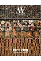 AV monographs 207. Battle I Roig. Building with Nature | 9788409038671 | AV monographs