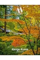 AV Monographs 218-219. Kengo Kuma 2014-2019 | 9788409146383 | Arquitectura Viva