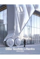 AV Monographs 221. Diller Scofidio + Renfro. 2000-2020 | 9788409177943 | Arquitectura Viva