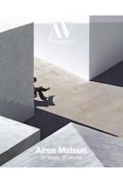 AV Monographs 225. Aires Mateus. 20 Years, 20 Works   9788409206919   Arquitectura Viva