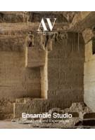 AV Monographs 230. Ensamble Studio. Structures and Experiences | 9788409274093 | Arquitectura Viva
