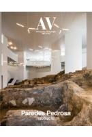 AV 188. Paredes Pedrosa. 1990-2016   9788460892571   AV Monographs
