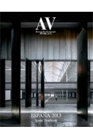 AV 159-160 Spain Yearbook 2013 | 9788461639960 | AV Monographs