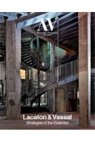 AV 170. Lacaton & Vassal. Strategies of the Essential | AV Monografías | 9788461717644