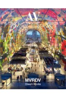 AV monographs 189-190. MVRDV. Dream Works | 9788461742950