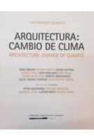 ARCHITECTURE: CHANGE OF CLIMATE / ARQUITECTURA: CAMBIO DE CLIMA | Avisa | 9788461753314
