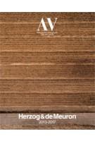 AV Monographs 191-192. Herzog & de Meuron. 2013-2017 | 9788461764983