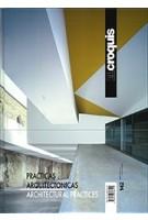 El Croquis 142. Architectural Practice Spanish Architects 2008 | 9788488386519 | El Croquis