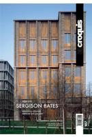 El croquis 187. Sergison Bates. 2004-2016 | 9788488386939 | El Croquis magazine