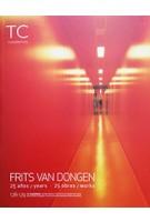 TC cuadernos 128-129. Frits van Dongen. 25 años /  years- 25 obras / works | 9788494639777