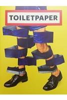 TOILETPAPER magazine issue 14 | Maurizio Cattelan, Pierpaolo Ferrari | 9788862085366 | TOILETPAPER magazine