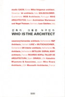 WHO IS THE ARCHITECT | 9788968010231
