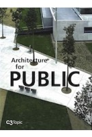 Architecture For Public | C3 Topic | 9788986780710