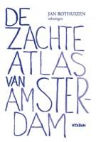 De zachte Atlas van Amsterdam | Jan Rothuizen | 9789046806890