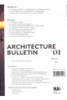 Architecture Bulletin 01
