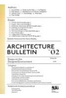 Architecture Bulletin 02
