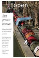 OPEN 17. Een precair bestaan. Kwetsbaarheid in het publieke domein | Jorinde Seijdel, Liesbeth Melis | 9789056626938