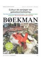 BOEKMAN 101. Cultuur als aanjager van gebiedsontwikkeling | 9789066501331 | Boekman stichting