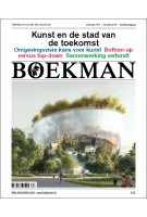 BOEKMAN 107. Kunst en de toekomst van de stad | 9789066501393