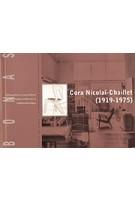 Cora Nicolai-Chaillet (1919 - 1975) | Stichting Bonas | 9789076643212